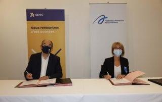 L'Apec et la FFA se mobilisent pour l'emploi des cadres dans les métiers de l'assurance