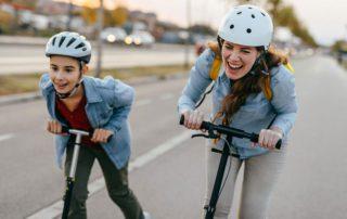 Vélo, trottinette : faut-il un contrat d'assurance ?